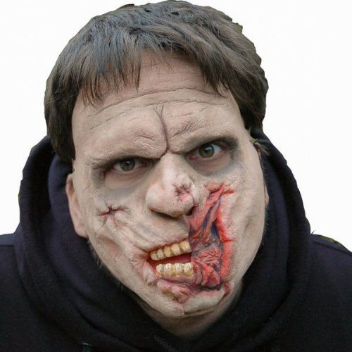 Mask Scary Rotten Rodnev Halloween Trick Or Treat Spooky